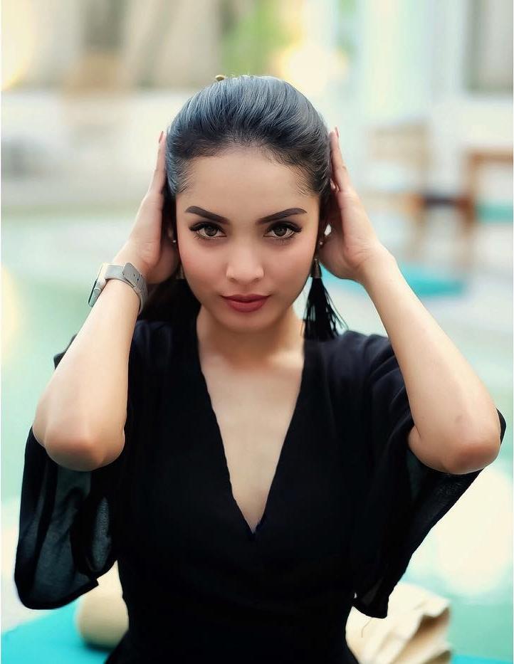 asih kurniati pramugari peserta audisi indonesian idol © 2018 instagram