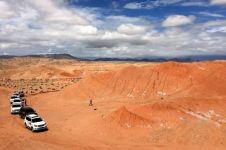 China akan bangun 'Desa Mars', begini 6 potret lokasinya