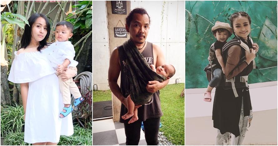Adu gaya Tantri, Chua, & Cella 'Kotak' saat asuh anak, orangtua idaman