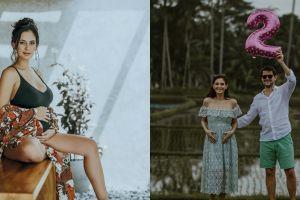 Marissa Nasution umumkan hamil anak kembar, penampilannya hot abis