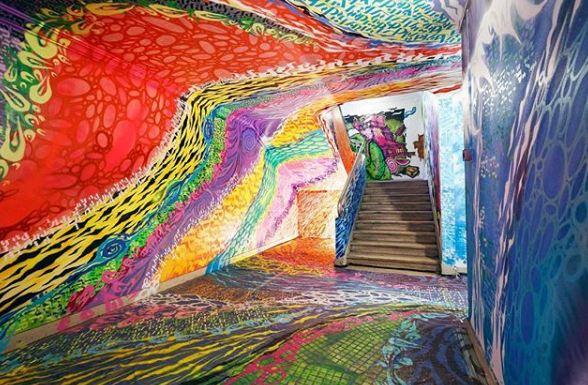grafiti lorong asrama © 2018 brilio.net berbagai sumber