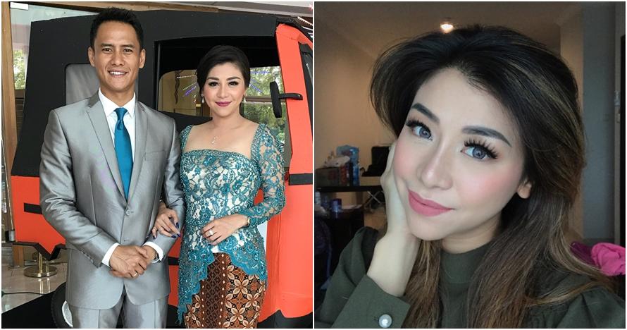 10 Pesona Chaca, istri presenter Choky Sitohang yang elegan & berkelas