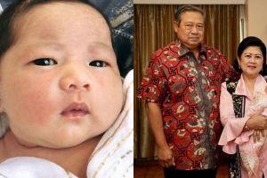 Potret baby Gaia, putri Aliya yang mirip banget dengan Ani Yudhoyono