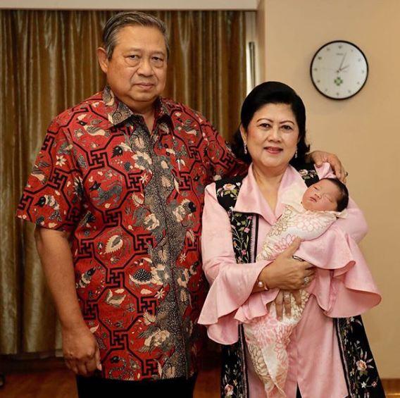 baby gaia mirip ani yudhoyono © 2018 brilio.net berbagai sumber