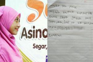 Curhat ibunda Zhafran, bocah yang viral berkat kejujurannya