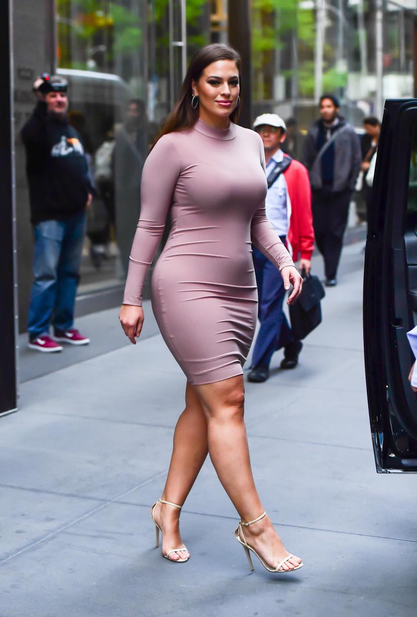 8 Inspirasi outfit ala model © 2018 brilio.net
