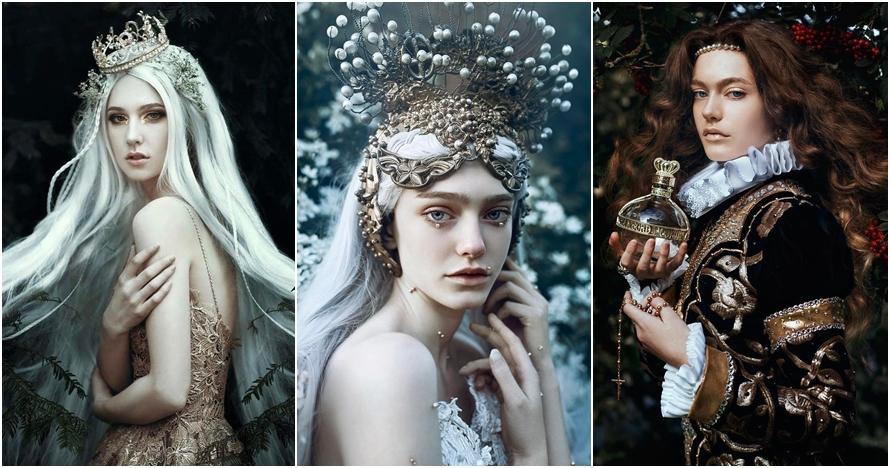15 Karya fotografer Bella Kotak ini indahnya bak di negeri dongeng