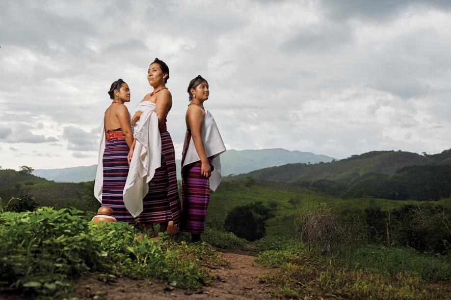 baju adat meksiko National Geographic