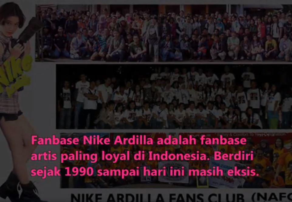 Nike Ardilla © 2018 brilio.net