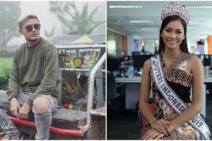 5 Wanita pengisi hati Syamsir Alam, artis hingga Puteri Indonesia