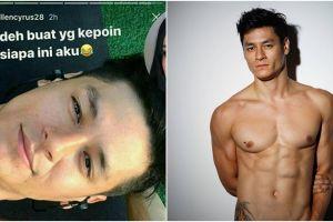 10 Pesona tampan Hideo, pria atletis yang fotonya diposting Millendaru