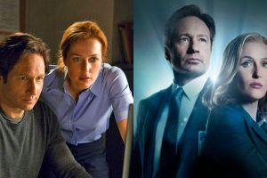 Ingat The X-Files? Ini transformasi Gillian Anderson & David Duchovny