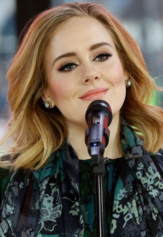 6 Inspirasi makeup Adele © 2018 brilio.net