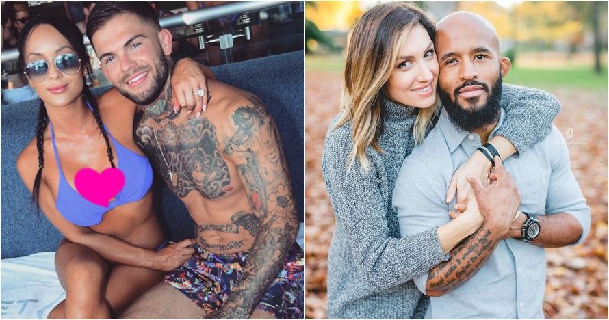 7 Petarung UFC ini punya pasangan cantik dan seksi, bikin panas dingin