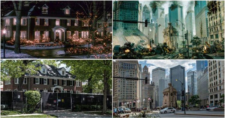 14 Foto ini ungkap lokasi syuting film Hollywood yang bikin penasaran