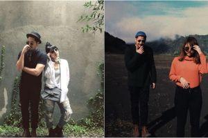 Keenan & Gianni kosongin akun Instagram usai nikah, warganet penasaran
