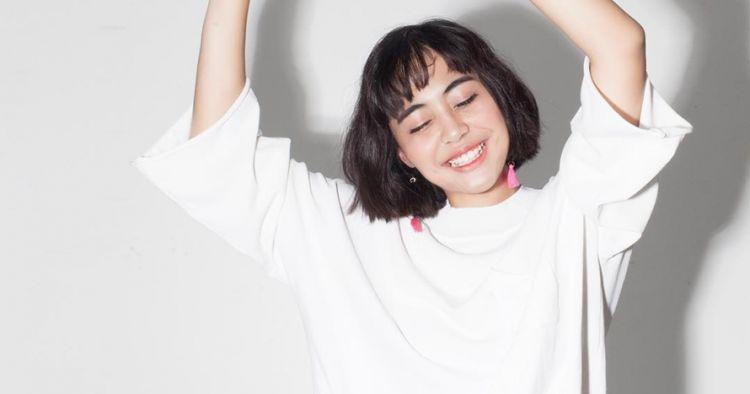 7 Inspirasi gaya rambut ala Evita Nuh buat kamu yang berambut pendek
