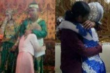 5 Kisah tangis dan tawa dalam pesta pernikahan, mengaduk emosi