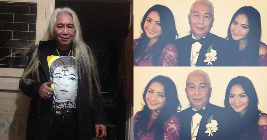 10 Gaya Gideon LJ Tengker, ayah Nagita Slavina yang juga musisi keren