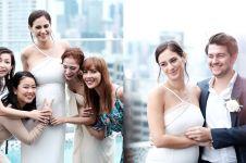 10 Potret baby shower Marissa Nasution, elegan bak pengantin baru