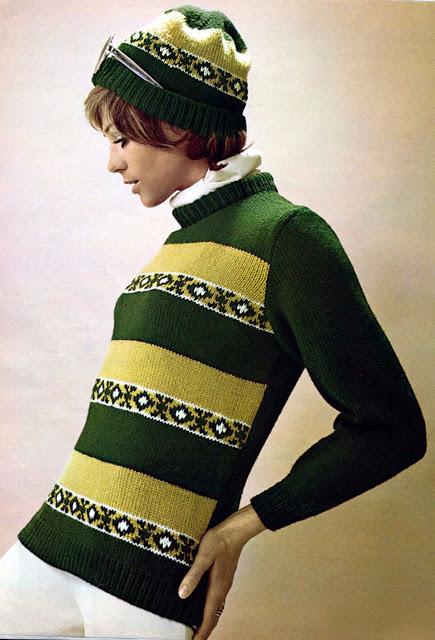 Sweter Cewek Era 1970 © 2018 brilio.net