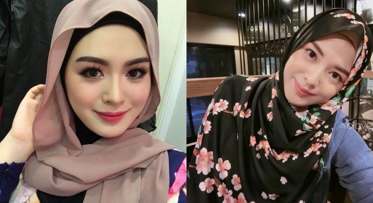 6 Style hijab pashmina ala Ayana Jihye, hijabers cantik dari Korea