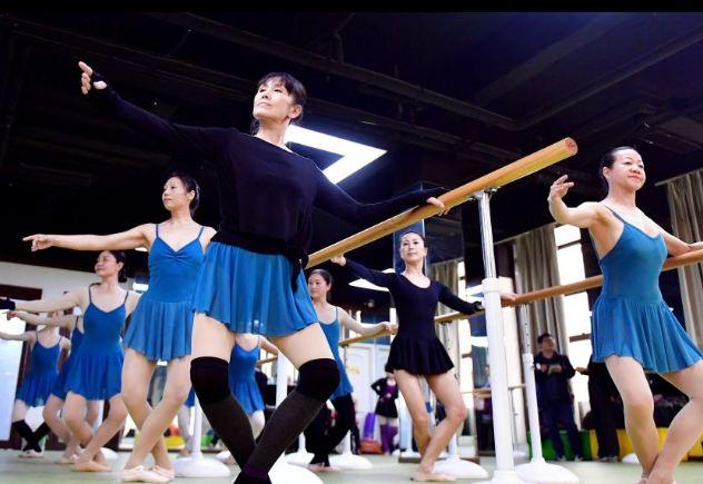 nenek balet © english.cctv.com