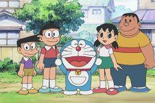 Kartun legenda, ini 5 orang di balik suara Doraemon & teman-temannya