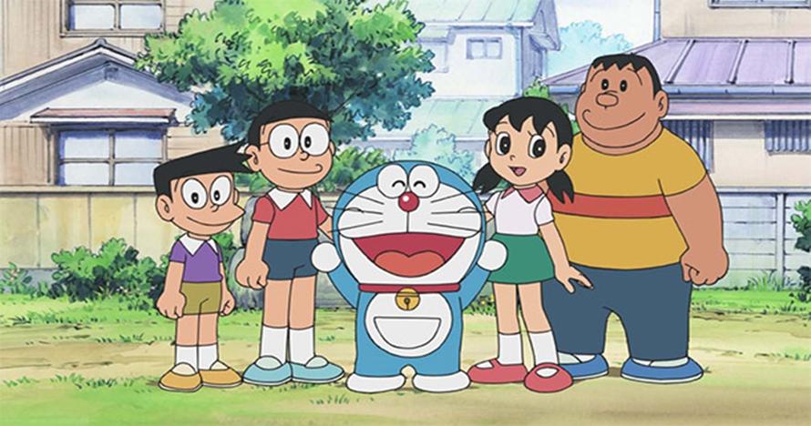 Kartun Legenda Ini 5 Orang Di Balik Suara Doraemon Tem