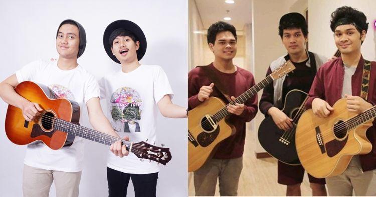7 Band Indonesia ini punya personel kakak-adik, pantesan solid banget