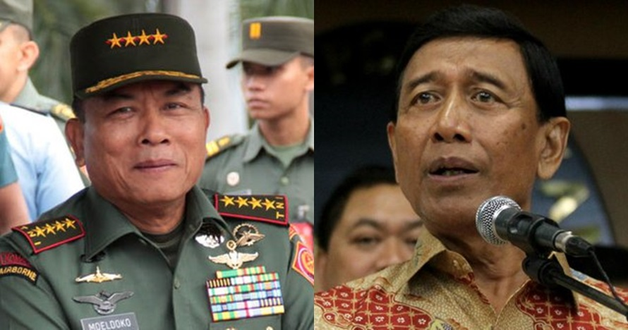 Moeldoko masuk Kabinet Kerja, ini 11 jenderal di lingkungan Jokowi
