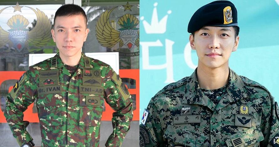 Dokter TNI ini disebut mirip Lee Seung-gi, ini 10 potretnya