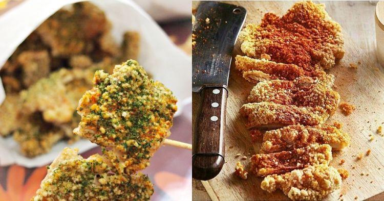 Lagi hits, ini cara buat cemilan ayam Shihlin khas Taiwan