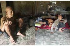 Tiga lansia renta ini tinggal satu atap, kisahnya bikin hati teriris