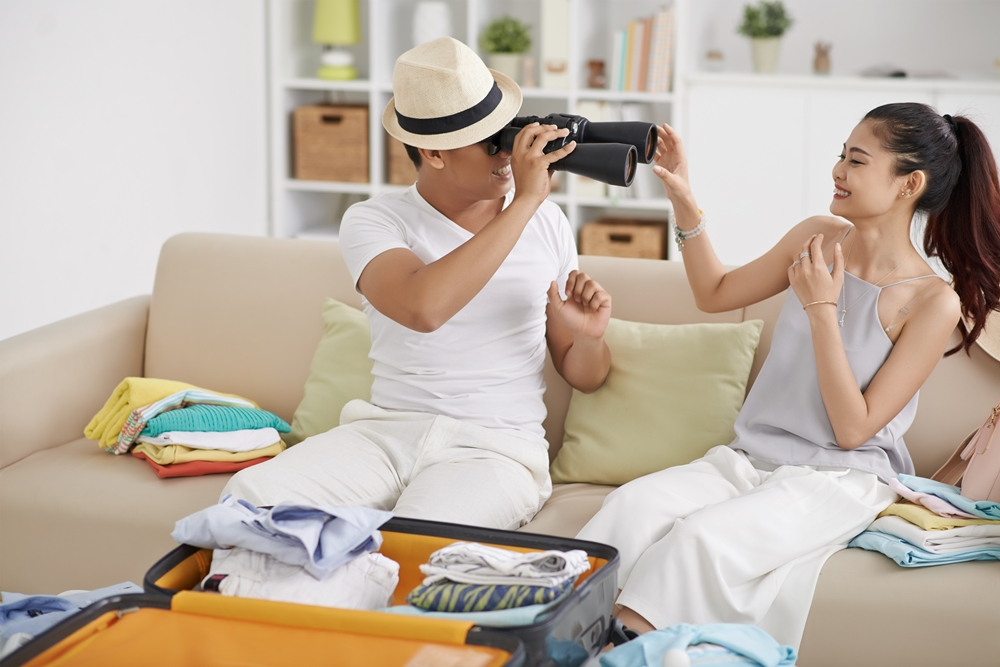 Yuk tebak spot traveling favoritmu dilihat dari kebiasaanmu di rumah