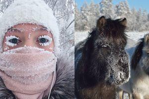 Ini desa terdingin di dunia bersuhu -62 °C, 10 fotonya bikin membeku