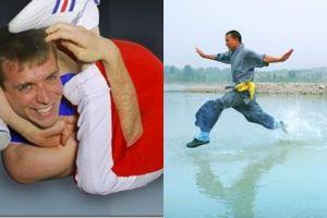 10 Orang ini punya kekuatan super, ada yang bisa jalan di atas air