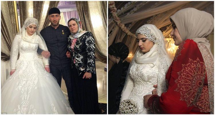Gara-gara ancaman diculik, gadis ini menikahi pria 30 tahun lebih tua