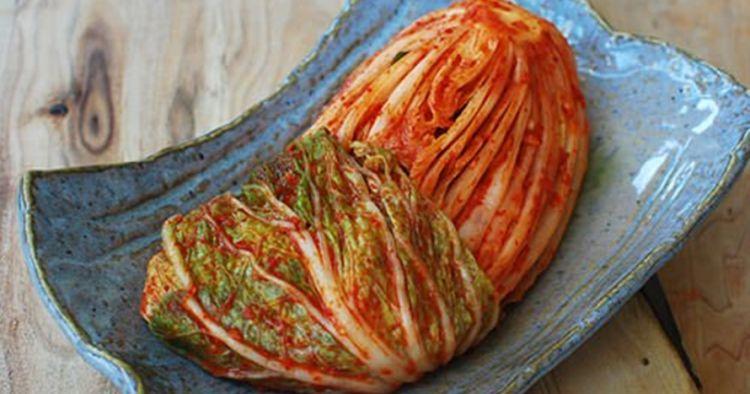 Sering lihat kimchi di drama Korea? Ini lho resep gampangnya
