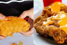 Tren saus keju ala KFC, ini resep mudah membuatnya di rumah
