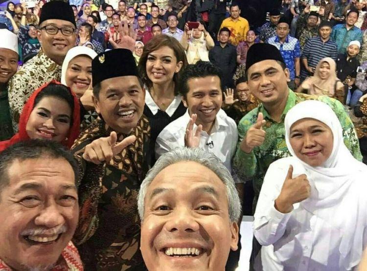 Ini kekayaan cagub di Jawa, Jateng miskin-miskin & Jatim tajir-tajir