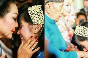 7 Momen siraman Ardina Rasti jelang pernikahan, penuh haru