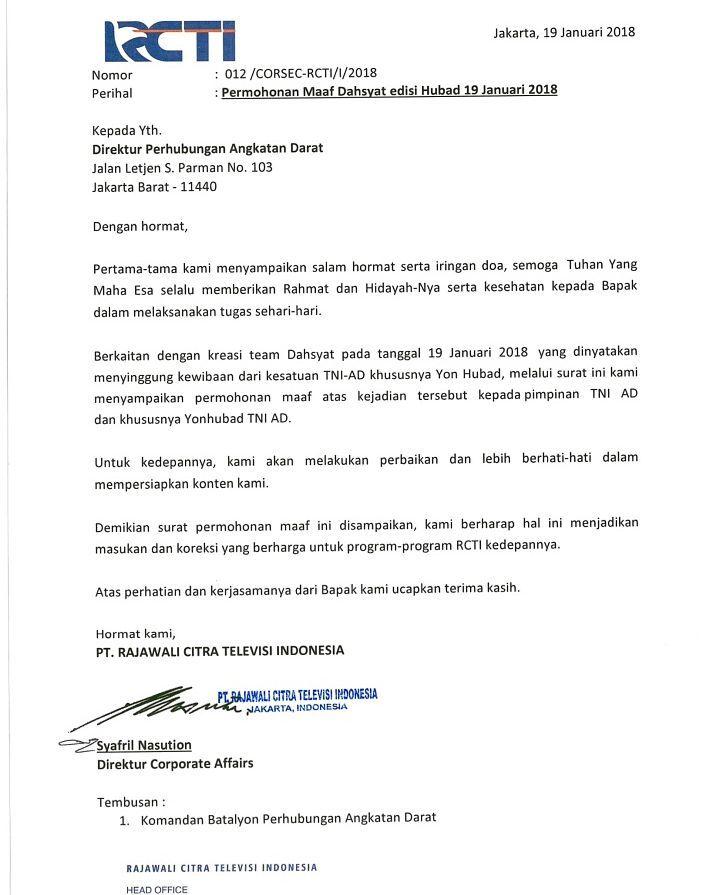 Dinilai lecehkan TNI © 2018 brilio.net