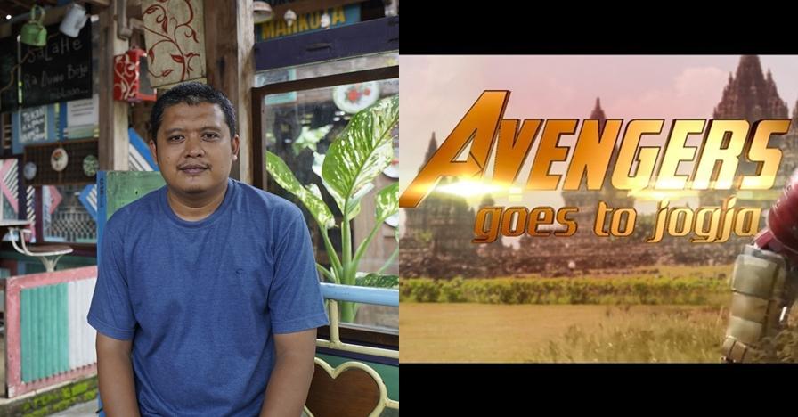 Mizani, sosok di balik video parodi viral Avengers Goes To Jogja