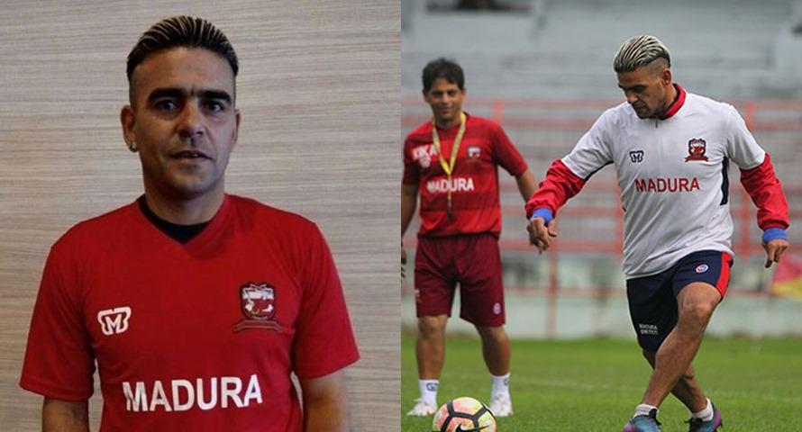 Dikontrak Madura United, ini perjalanan karier Cristian Gonzales