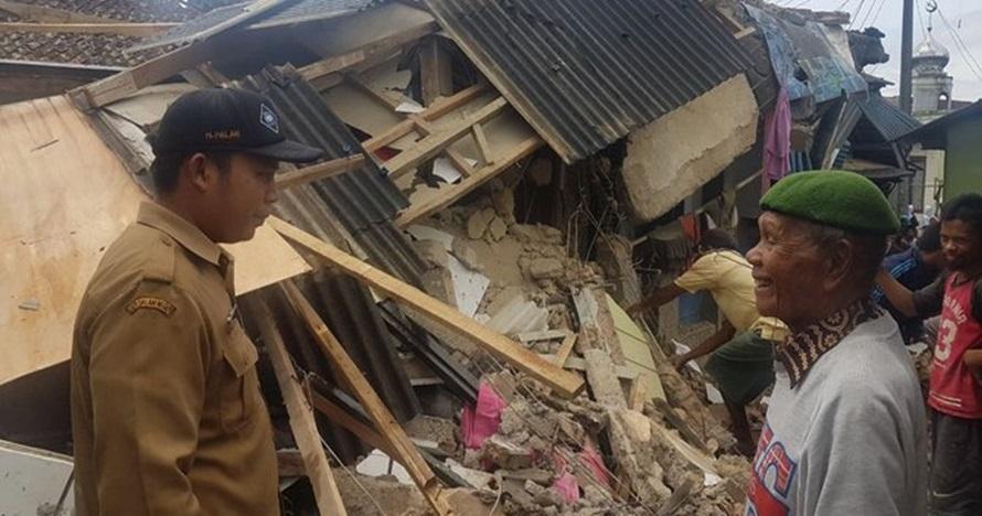 Banten kembali diguncang gempa, tidak berpotensi tsunami