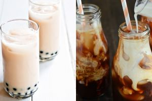 Berbahan dasar teh, ini bedanya teh tarik, milk tea dan thai tea