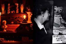 13 Potret seramnya Warrens' Occult, museum benda gaib pertama di dunia