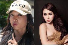 9 Transformasi Lucinta Luna, penyanyi seksi yang dituduh transgender