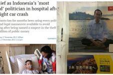 Sepak terjang 5 politisi Indonesia ini pernah jadi sorotan media asing